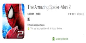 download amazing spiderman 2