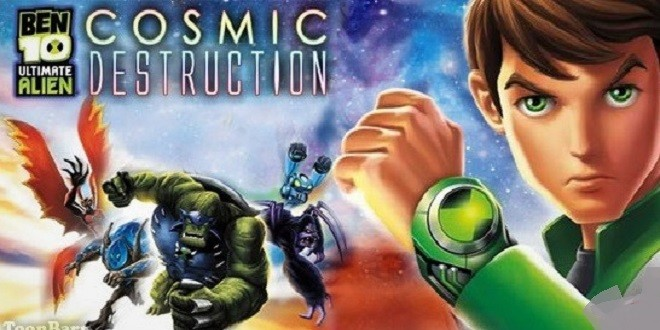 Download Ben 10 Cosmic Destruction In Android