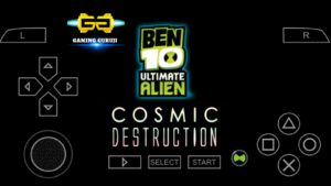 How to Download Ben-10 Ultimate Alien Cosmic Destrucation