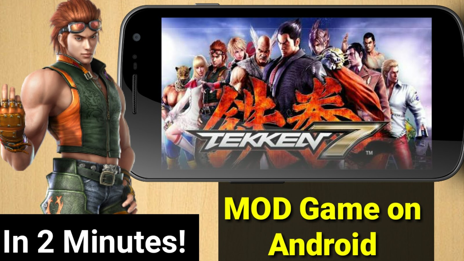 How to Download Tekken 7 for Android