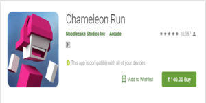 download chameleon run