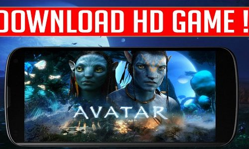 Download Avatar HD Game for PPSSPP
