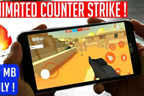 Download Counter Strike Animated Game for Android