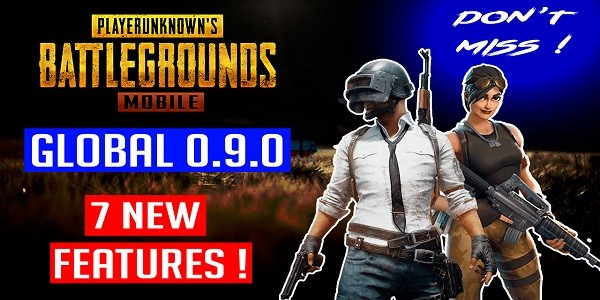 Download PUBG 0.9.0 Global Beta For Android
