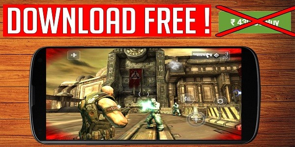 Download Shadowgun for Free in Android