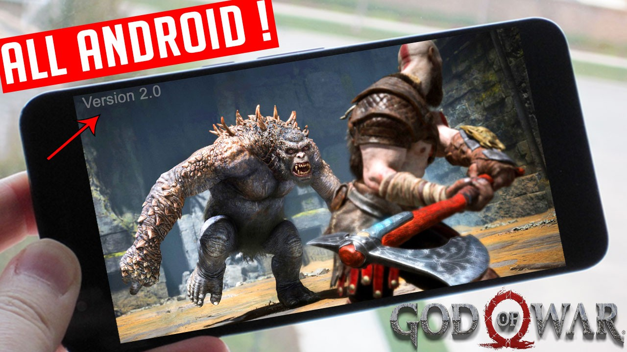 Download God Of War 4 for Android