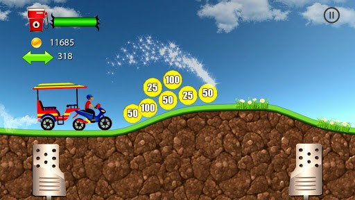 Hill Climb Racing-By Gaming Guruji Blog