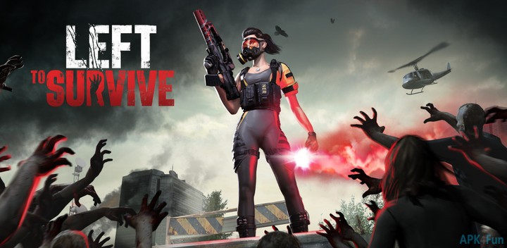 Download Left to Survive: Dead Zombie Shooter For Android By Gaming Guruji
