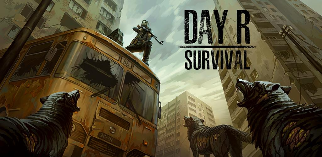 Download Day R Survival – Apocalypse, Lone Survivor and RPG For Android By Gaming Guruji
