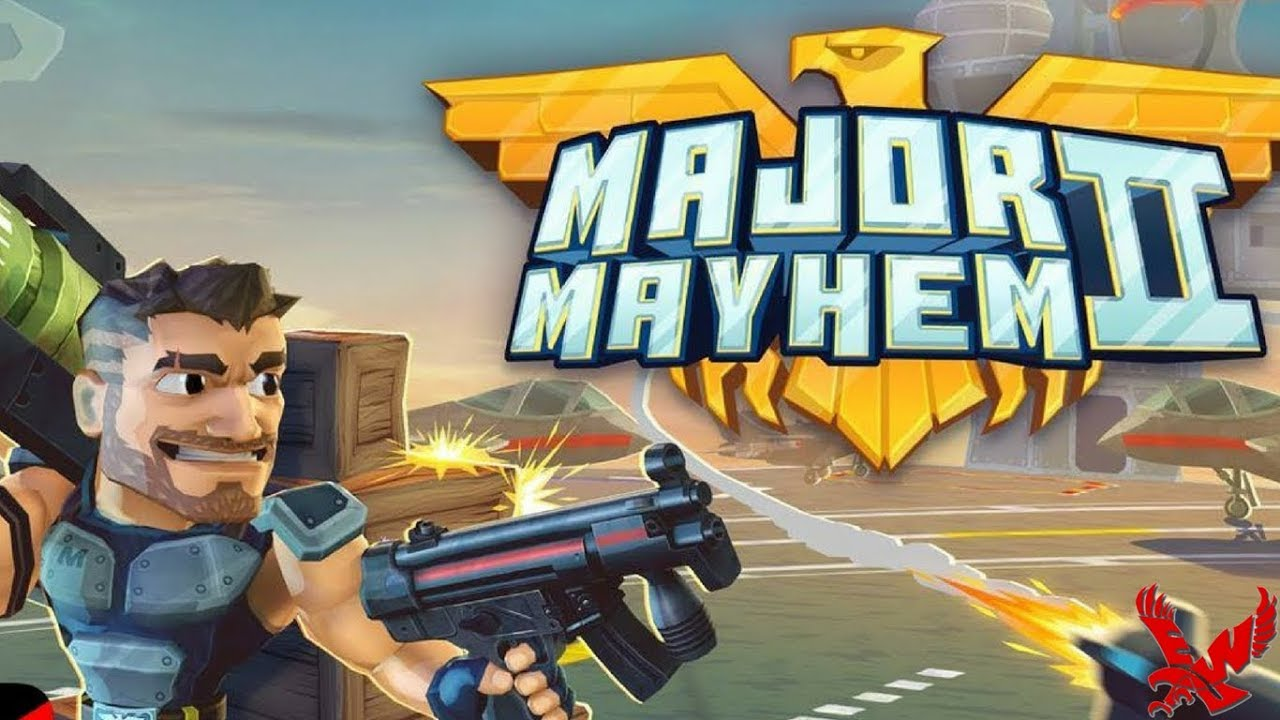 Download Major Mayhem 2 – Gun Shooting Action For Android By Gaming Guruji