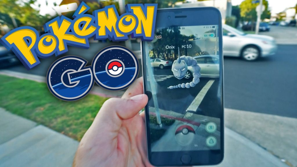 Pokémon GO-BY Gaming Guruji